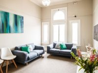 Wangaratta Dentist. Comfortable and Modern waiting room at Goodison Dental Wangaratta