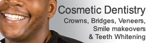 Cosmetic Dentistry - Crowns & Bridges